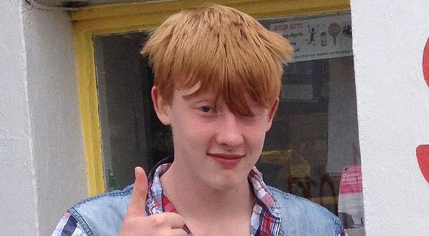 Bailey Gwynne was attacked at Cults Academy in Aberdeen (Police Scotland/PA)