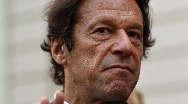 Imran Khan has confirmed he is getting divorced