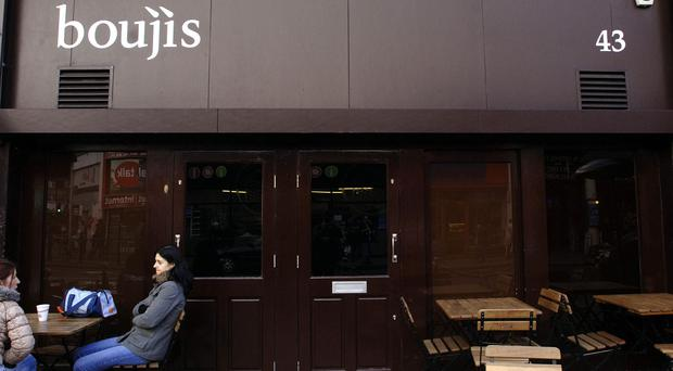 The Boujis nightclub in Kensington was shut after a row involving up to 20 people