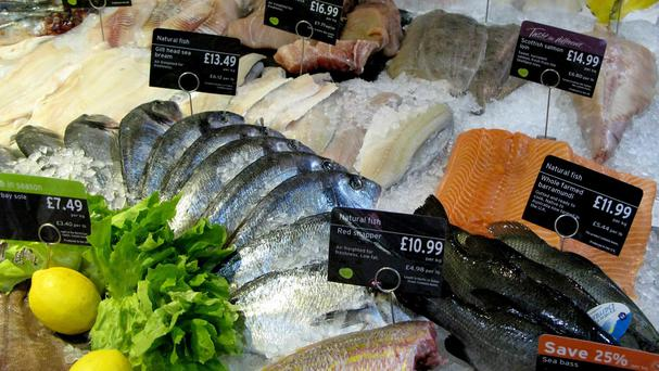Shoppers are now more aware of sustainably-sourced seafood