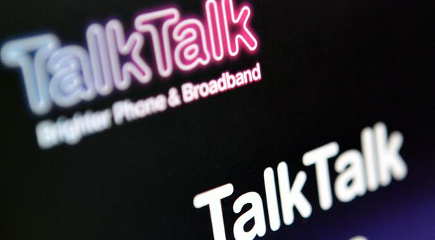 TalkTalk said it had been subjected to a