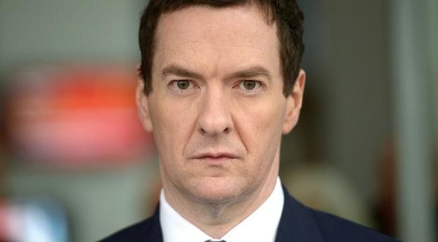 The findings of the international survey could provide a boost for Chancellor George Osborne