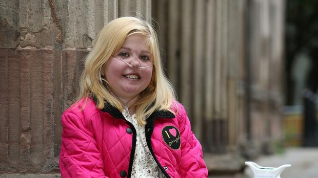 Kirsty Howard died aged 20, after doctors gave her just weeks to live at the age of four.