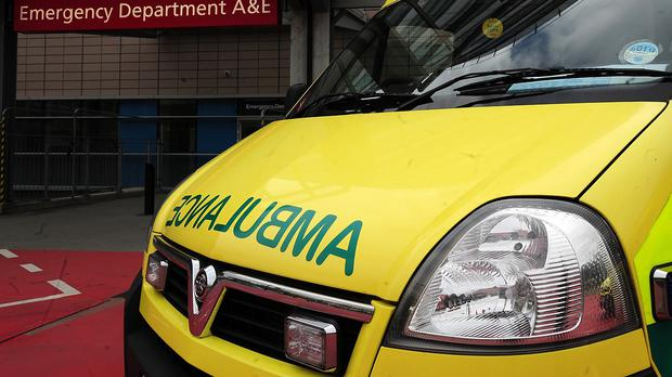 A report found up to 20,000 patients had their ambulances delayed by an NHS trust intent on giving itself