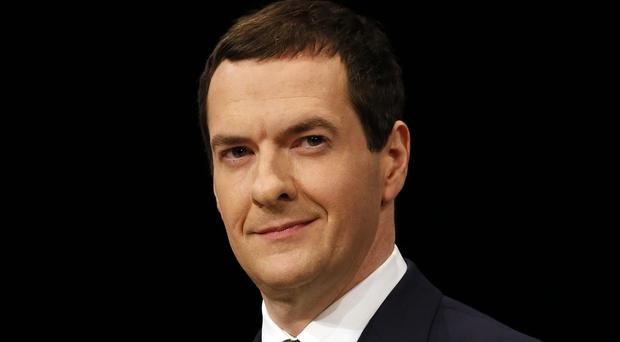 Chancellor George Osborne could phase in tax credit cuts and still achieve a budget surplus, says a think-tank
