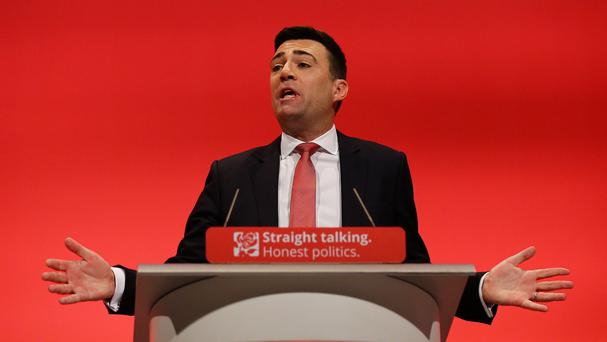 Shadow home secretary Andy Burnham says that police forces cannot take the proposed cuts