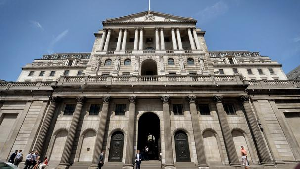 The Bank of England has kept interest rates at a historic low for more than six years