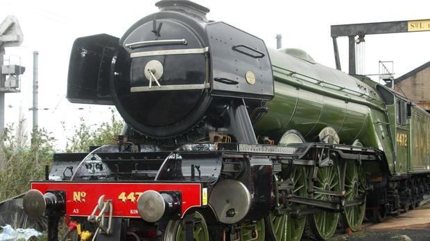 A series of events have been announced to mark the return of The Flying Scotsman after major restoration work