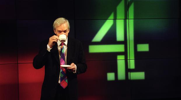 News presenter Jon Snow said privatisating Channel 4 would take up to £150 million a year out of programming