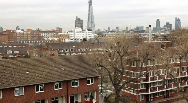Most social housing tenants will see little or no benefit from Chancellor George Osborne's promised rent cut, according to the Institute for Fiscal Studies.