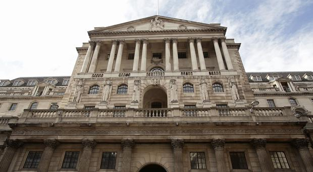 The Bank of England is due to publish its keenly-awaited quarterly inflation report