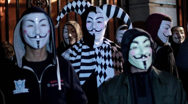 Thousands of supporters are expected to join the Million Mask March