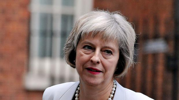 It was the second time a court had ruled against Theresa May during the case