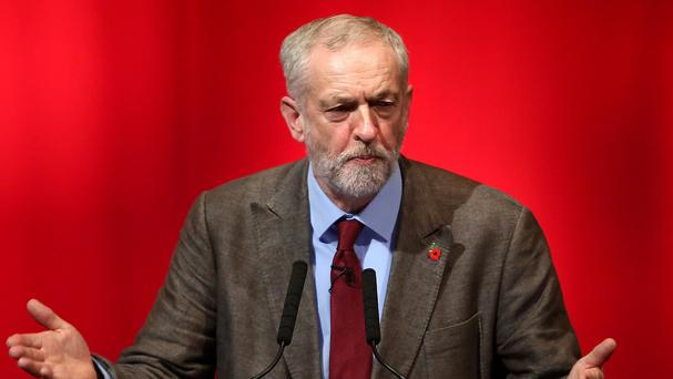 Jeremy Corbyn insists he has