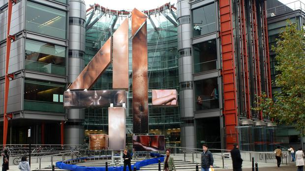 The Government said it is looking into options for the future of Channel 4