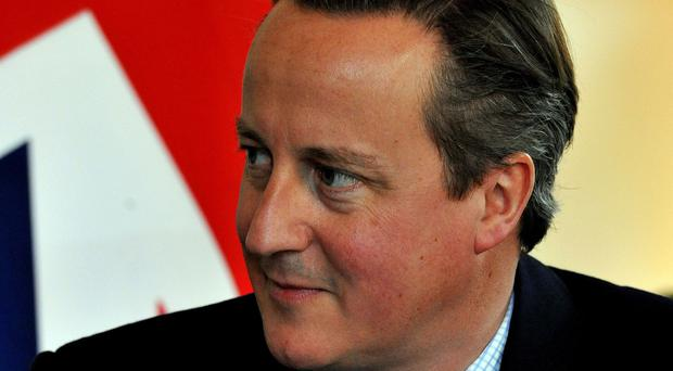 The Prime Minister will say he is ready to campaign to stay in the EU