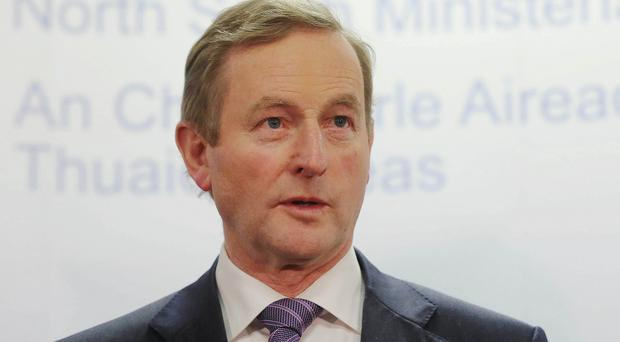 Taoiseach Enda Kenny says Ireland does not want to see Britain leave the EU