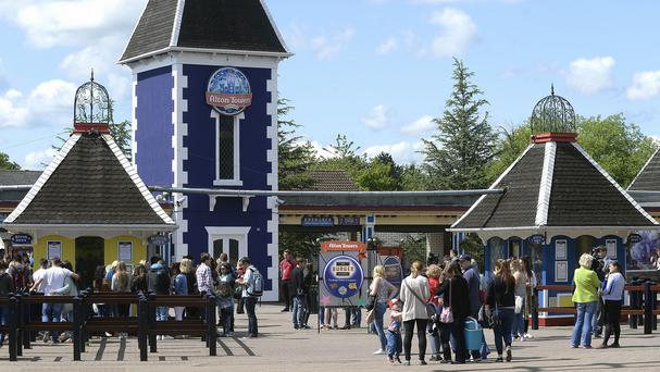 Revenue plunged after a rollercoaster crash at Alton Towers