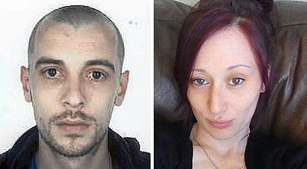 John Yuill and Lamara Bell died in the M9 crash in July (Police Scotland/PA Wire)