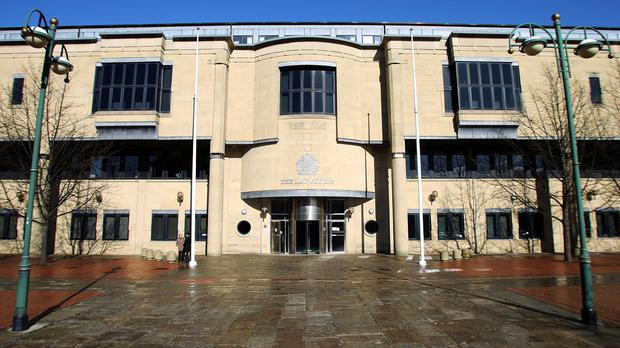 Fourteen males have been accused of a catalogue of abuse at Bradford Crown Court