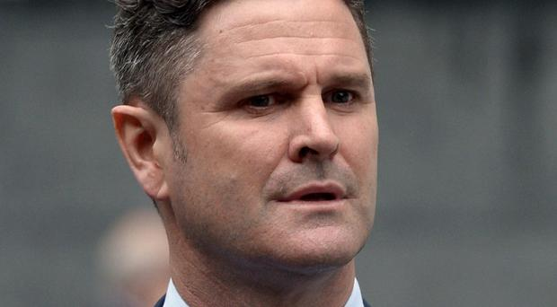 Chris Cairns is accused of perjury and perverting the course of justice
