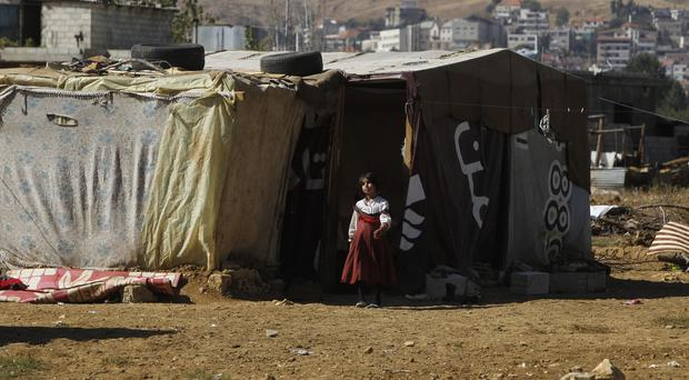The Government has pledged to accept up to 20,000 vulnerable people from refugee camps in and around Syria