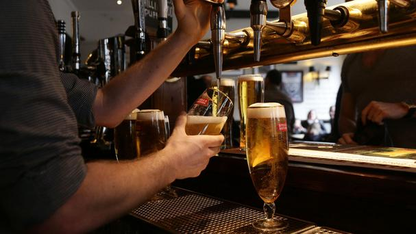 Fewer places to buy alcohol 'can cut hospital admissions'.