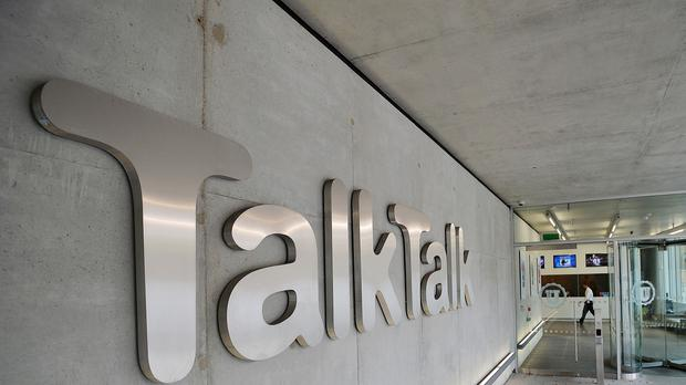 Chief executive Dido Harding said TalkTalk