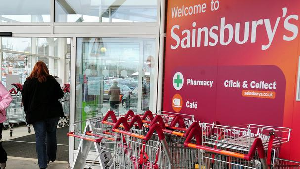 Sainsbury's chief executive Mike Coupe said the supermarket's cost savings programme is ahead of plan