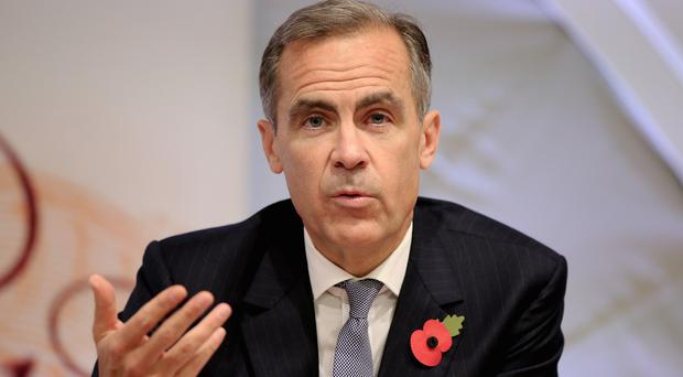 Governor of the Bank of England Mark Carney said there are still 'bad apples' in financial services