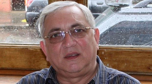 Karl Andree has returned to the UK after being released from Saudi custody