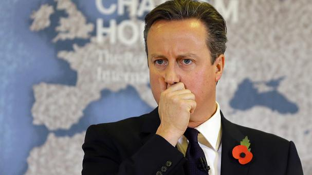 David Cameron said UK-led reforms could benefit the European Union as a whole