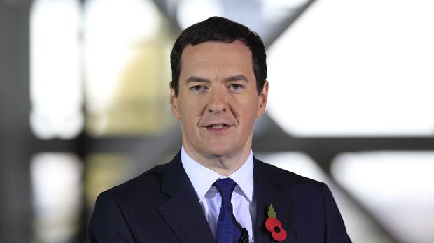 George Osborne has reportedly said he wants control of the project to build Britain's new submarines