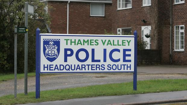 Adam Fanospour was a special constable with Thames Valley Police