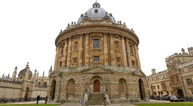 The university with the most employees earning more than £100,000 was the University of Oxford with 622