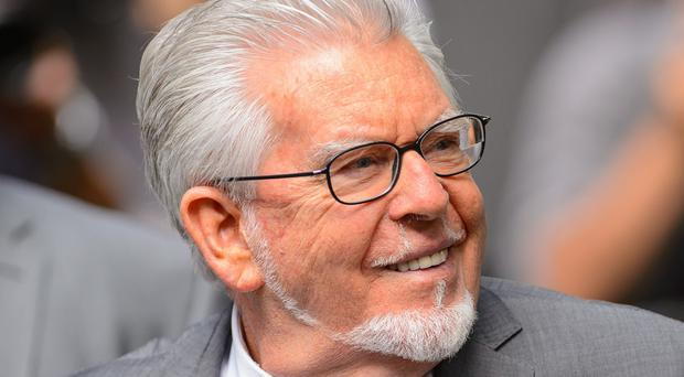 Rolf Harris is serving nearly six years in jail for carrying out a string of sex attacks on young girls