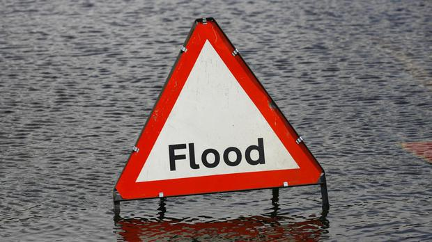 The Environment Agency said Cumbria, Lancashire, Greater Manchester, and North and West Yorkshire are most at risk from river and surface water flooding at the weekend