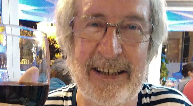 James Ray died in a suspected car-jacking gone wrong as he was due to celebrate his 70th birthday with a family party (Greater Manchester Police/PA)