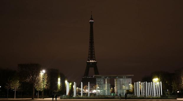The Effiel Tower was closed following the attacks in the French capital