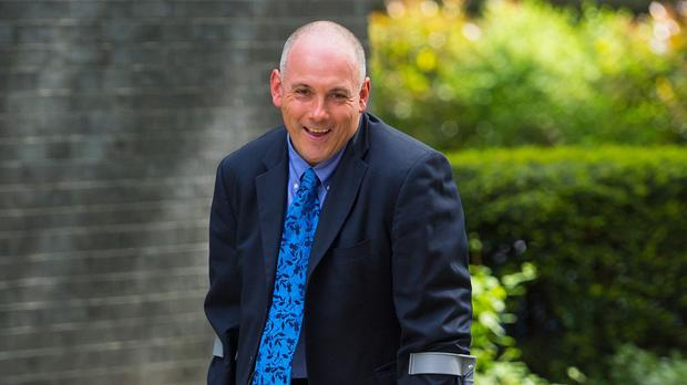 Minister without portfolio Robert Halfon said he is