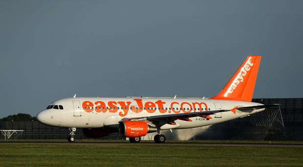 EasyJet communications director Paul Moore said any disruption to the budget airline's business following the Paris terror attacks would be brief