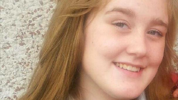 Kayleigh Haywood who has not been seen for five days