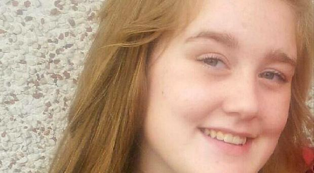 Kayleigh Haywood, who has not been seen for five days (Leicestershire Police/PA Wire)