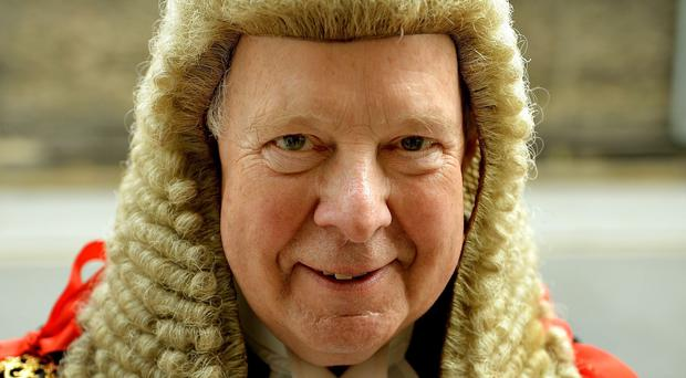 The Lord Chief Justice Lord Thomas of Cwmgiedd has welcomed the increase in the amount of people willing to come to court