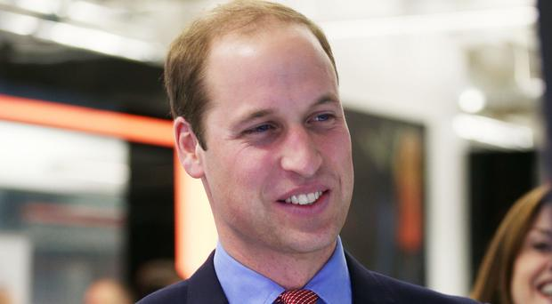 The Duke of Cambridge will visit the Royal Marsden NHS Foundation Trust in Sutton, south-west London