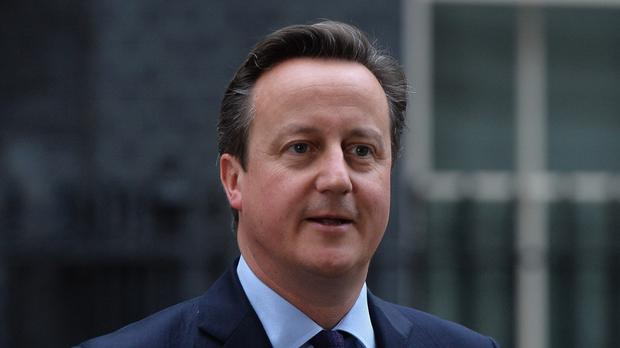 David Cameron has denounced the ban on the Lord's Prayer as 'ridiculous'
