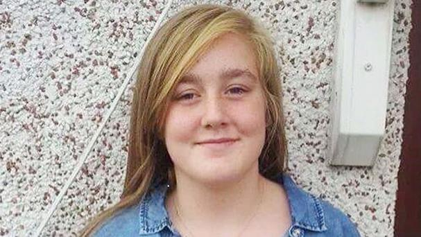 Kayleigh Haywood vanished after she was dropped off at Ibstock Community College (Leicestershire Police/PA)