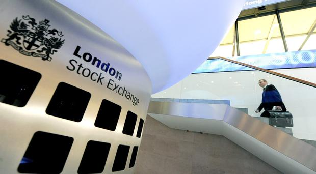 The FTSE 100 Index closed 51 points higher at 6330