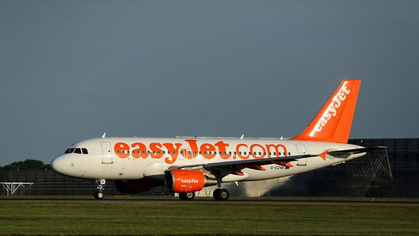 Passengers at Manchester Airport have been evacuated from an easyJet flight bound for Marrakech