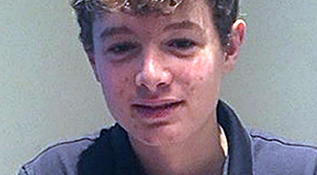 Lewis Dunne died after being shot in Liverpool (Merseyside Police/PA)